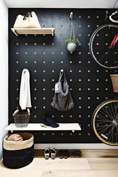 10 Pegboard Organization Ideas - Organization Obsessed