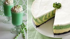 Eat Your Way Through St. Patrick's Day With These Festive Recipes / #Womanista