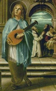 st genenius (martinus): patron saint of plumbers, actors, clowns & torture victims