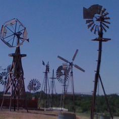 Windmill Museum, Lubbock, Texas