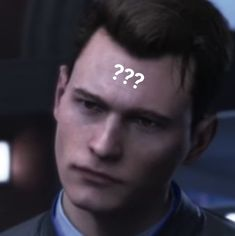 Video Game Anime, Video Games, Bryan Dechart, Detroit Become Human Connor, Becoming Human, I Like Dogs, Girl Falling, Undertale Au, Reaction Pictures