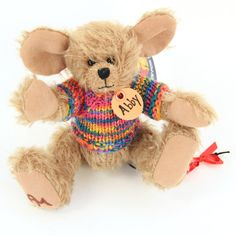 Irish Mouse Anabel| Teddy Bears | Collectible Bears