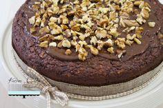 Koláč s ovsenými vločkami, banánmi a kúskami čokolády - Pie With Oat Flakes, Bananas And Chocolate Pisa