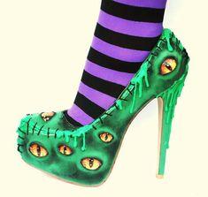 Extreme shoes - eyzz  everywhere