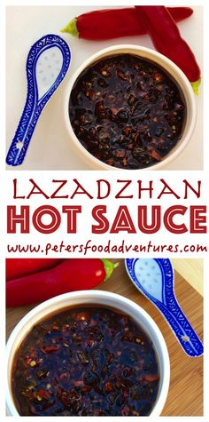 If you love Sriracha, you will LOVE Laza Hot Sauce, or Lazadzhan. Enjoy it with…
