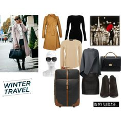 """""""Winter in Paris"""" by irene-ge on Polyvore"""