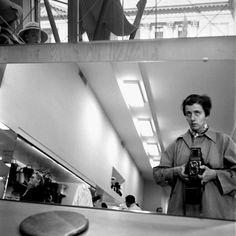 Vivian Maier - American Photographer - Self-portrait