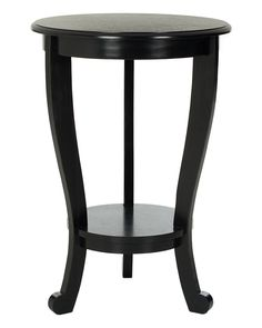 Mary Pedestal Side Table is on Rue. Shop it now.