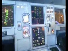 Полёт самолёта