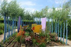 Collages en foto's De Tuinen van Appeltern