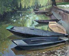 GOINEAU - Art Moderne - Peinture | artfloor.com