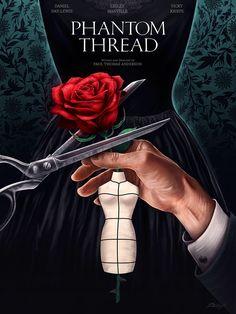 Phantom Thread (2017) [825 x 1100]