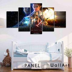 Star Wars Space Ship CANVAS PRINT Wall Decor Giclee Art Poster Photo CA1031