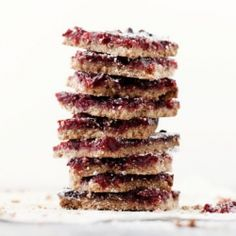Holiday menu planning: Cranberry Bars - give me flour Holiday Desserts, Just Desserts, Delicious Desserts, Yummy Food, Holiday Treats, Holiday Fun, Cranberry Bars, Cranberry Recipes, Cookie Recipes