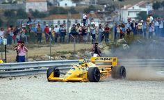 Ayrton Senna (Portugal 1987)