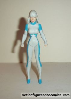 dc universe infinite heroes ICE 2008 2009 crisis 3.75 inch mattel of fire and ice