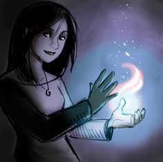 Skulduggery Pleasant Vals flame by jameson9101322.deviantart.com on @DeviantArt