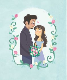 50 Ideas Wedding Couple Illustration For 2019 card illustration 50 Ideas Wedding Couple Illustration For 2019 Paar Illustration, Wedding Illustration, Family Illustration, Portrait Illustration, Wedding Art, Wedding Couples, Indoor Wedding, Love Cartoon Couple, Wedding Couple Cartoon