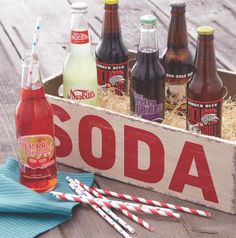 Assorted Sodas at Cost Plus World Market >>  #WorldMarket Movie Night Giveaway Sweepstakes - http://sweeps.piqora.com/worldmarket