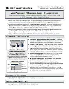 vp sales sample resume executive resume writer vp director cto cio