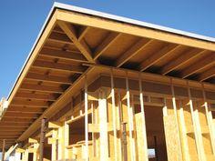 AB ateliér:RD Jablonná - přízemní moderní dřevostavba z fošinkové konstrukce