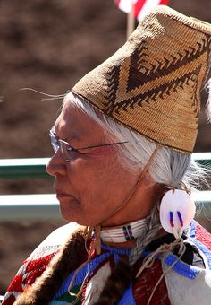 Gladis Sohappy - Yakama by oldmantravels, via Flickr