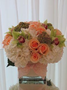 The Hidden Garden Floral Design - Soft & Sweet