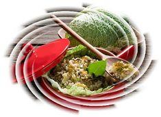 Vorratshaltung, Garten, Kochen, Rezepte, Gesundheit, Dekoideen, Hausmittel: Rezept des Tages - Wirsing Risotto Risotto, Ethnic Recipes, Food, Savoy Cabbage, Remedies, World, Health, Cooking, Food Food