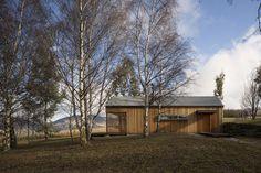 Casa de huéspedes Wakatipu / Team Green Architects