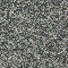 Bisazza Mosaico Mix 8 Stella Alpina Glass Tile