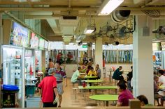 A Beginner's Guide to the Singapore Hawker Center   Serious Eats