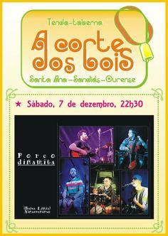 Porco Dinamita @ A corte dos bois - Sandiás (Ourense) música concierto concerto