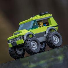 LEGO City 60121 alternate MOC model