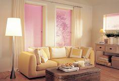 #venetian #aluminium #blinds  http://www.blindsuk.net/venetianmm/decora-pink.html
