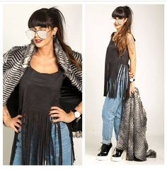 'Its-my way' blogger is wearing #BSB_FW14 her way :) Faux Fur Gilet, Fashion Blogs, How To Wear, Dresses, Vestidos, Dress, Gown, Outfits, Dressy Outfits