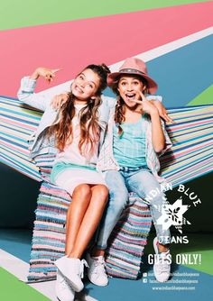 Spring/ summer 2016 www. Girl Fashion Style, Tween Fashion, New Kids, Kids Girls, Indian Blue, Fashion Design For Kids, Look Girl, Girls World, Poses