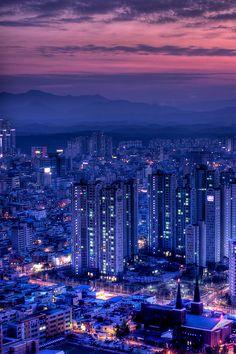 Ulsan-city-lights
