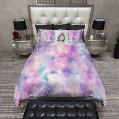 Unicorn Galaxy Octopus Duvet Bedding Sets