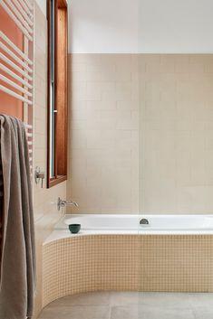 Gallery of Feng Shui House / Steffen Welsch Architects - 20 Timber Walls, Timber Flooring, Concrete Floors, Custom Furniture, Furniture Design, Feng Shui Principles, Feng Shui House, Melbourne House, Bathroom Interior Design