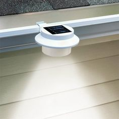 Hot 8pc 3 LED Solar Energy Saving Light for Outdoor Garden Landscape Yard Fence Gutter Wall Roof Backyard Lighting Hand Lamp