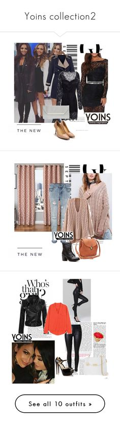 """Yoins collection2"" by dzena-05 ❤ liked on Polyvore featuring yoins, Envi, American Eagle Outfitters, New Growth Designs, Once Upon a Time, DENY Designs, Chrome Hearts, Nearly Natural and Chanel"