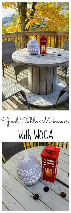 WOCA Exterior Cleaner and Oil