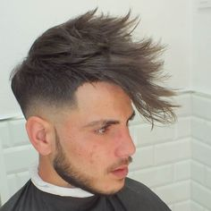 Haircut by kalin_barber http://ift.tt/1ndAhU3 #menshair #menshairstyles #menshaircuts #hairstylesformen #coolhaircuts #coolhairstyles #haircuts #hairstyles #barbers