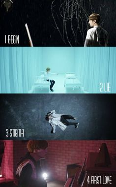 #WINGS #BTS I BEGIN 2 LIE THEE STIGMA FOR FIRST LOVE LOLLL