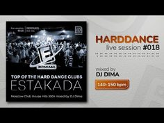 Top Of The Hard Dance Clubs - ESTAKADA - Moscow Club House Hits 2004 :: live session 018 - YouTube Club Dance Music, Moscow, Dj, Retro, Live, Youtube, House, Home, Retro Illustration
