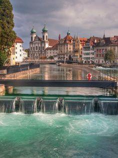 Lucerne, Switzerland <3 <3