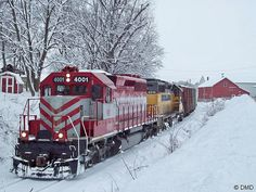 """WSOR train"" by TechnoDavid95 on Flickr - This is the WSOR train JMA at Edgerton, Wisconsin."