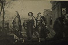 Antique Litho Happy Times by WoosterAndJeeves on Etsy, $15.00