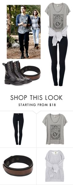 """""""Kai Parker - tvd / the vampire diaries"""" by shadyannon ❤ liked on Polyvore featuring STELLA McCARTNEY, NOVICA and rag & bone"""