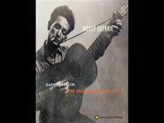 Hanukkah Dance - Woody Guthrie